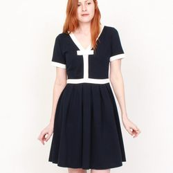 """<a href=""""http://shoppenelopes.com/collections/w-sale/products/emily-dress"""">Dear Creatures Emily Dress</a>, now $69 (was $95)"""