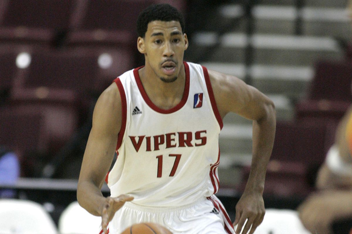 Garrett Temple is no longer a Viper, but sadly, the RGV pictures at our disposal are limited.