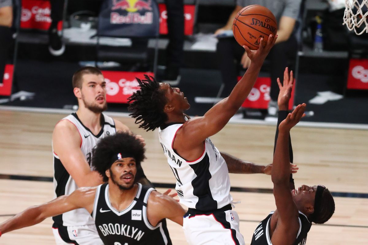 Brooklyn Nets v Los Angeles Clippers