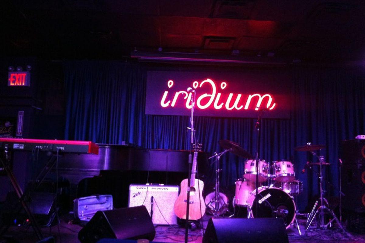 The Iridium
