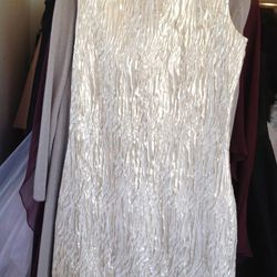 Dress, $400