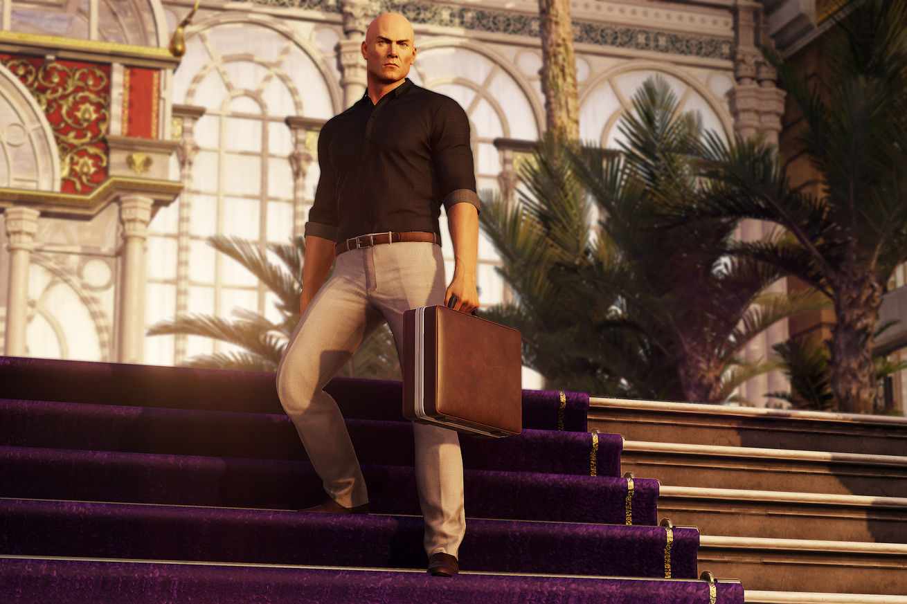 hitman 2 is the most refined and rewarding game in the series