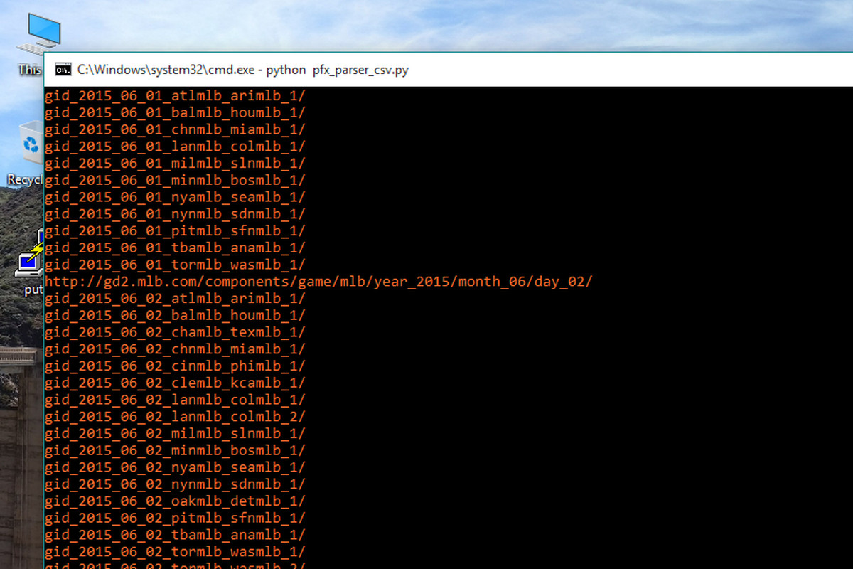 A new Python-based PITCHf/x parser & scraper - Beyond the Box Score