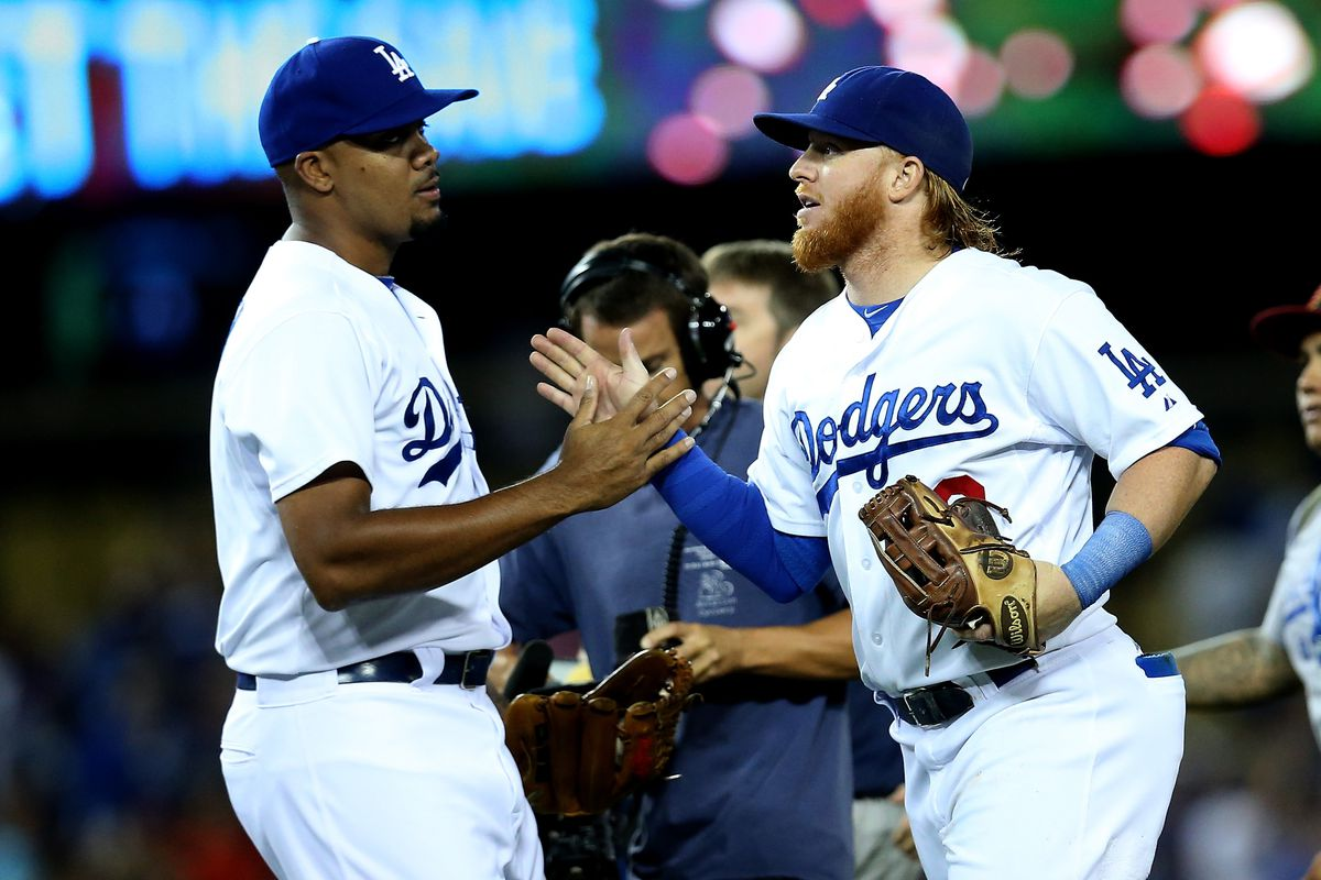 Kenley Jansen and Justin Turner are eligible for salary arbitration this offseason.