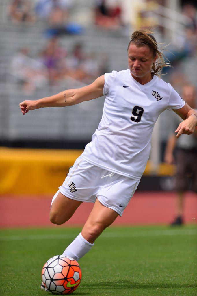 Kayla Adamek UCF Women's Soccer