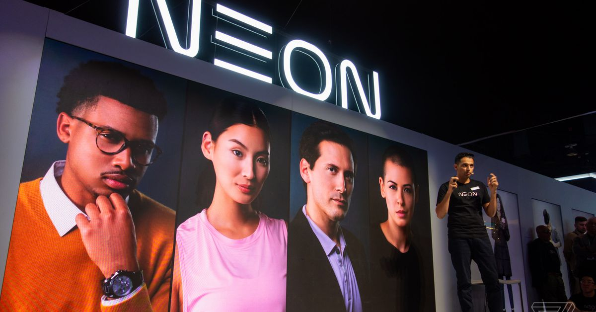 Neon CEO explains the tech behind his overhyped 'artificial humans'