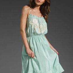 """<a href=""""http://www.revolveclothing.com/DisplayProduct.jsp?product=ATHE-WD23&c=Dresses&s=C&d=Clothing""""> Athe by Vanessa Bruno applique dress</a>, $472 revolveclothing.com"""