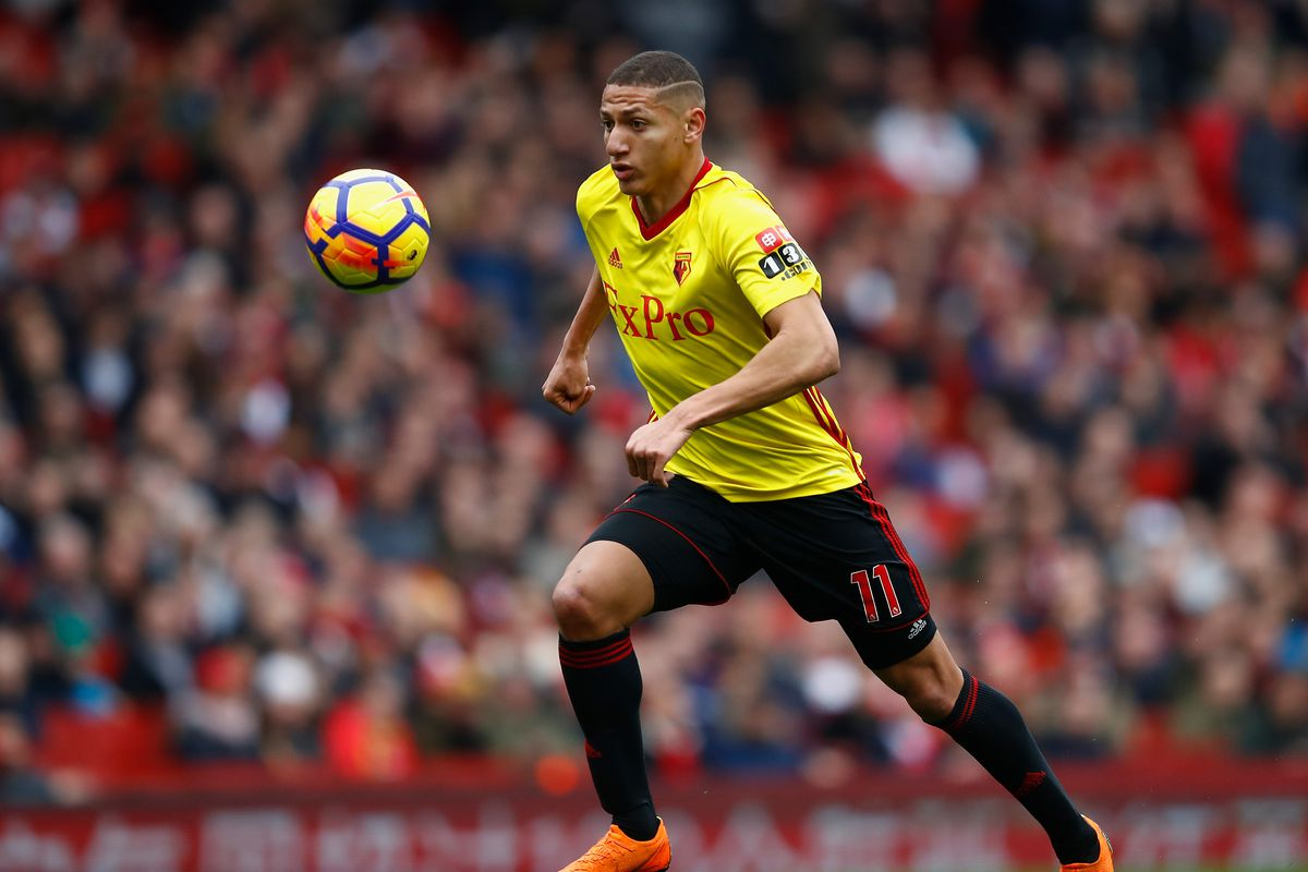 Man United, Chelsea set to battle for Watford striker Richarlison