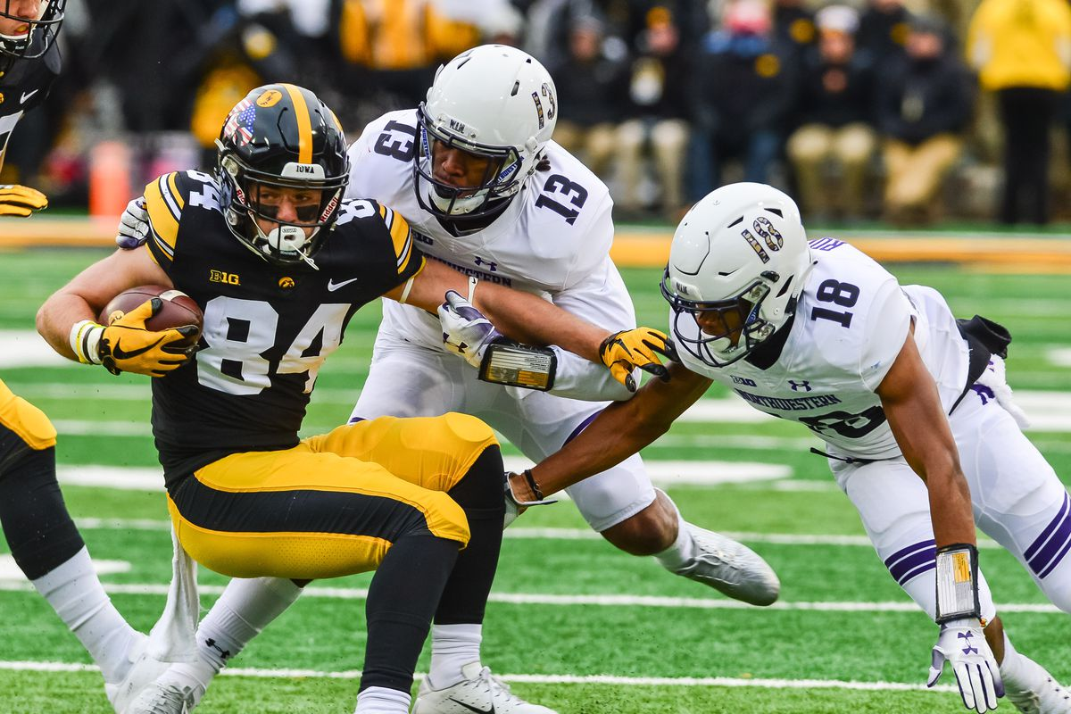 5011e2b0a Northwestern football season in review: Grading the secondary ...