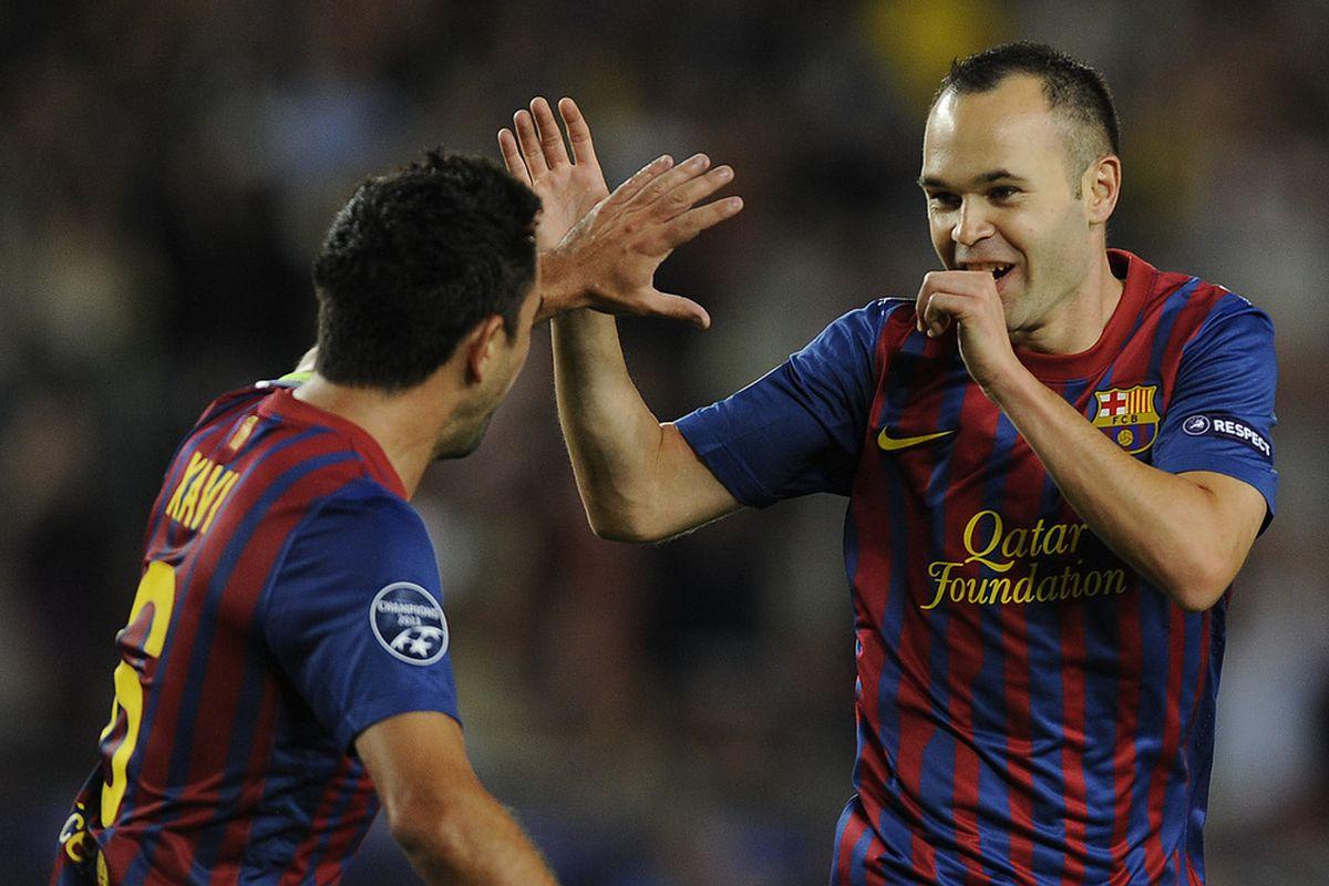 Iniesta's goal was sheer class