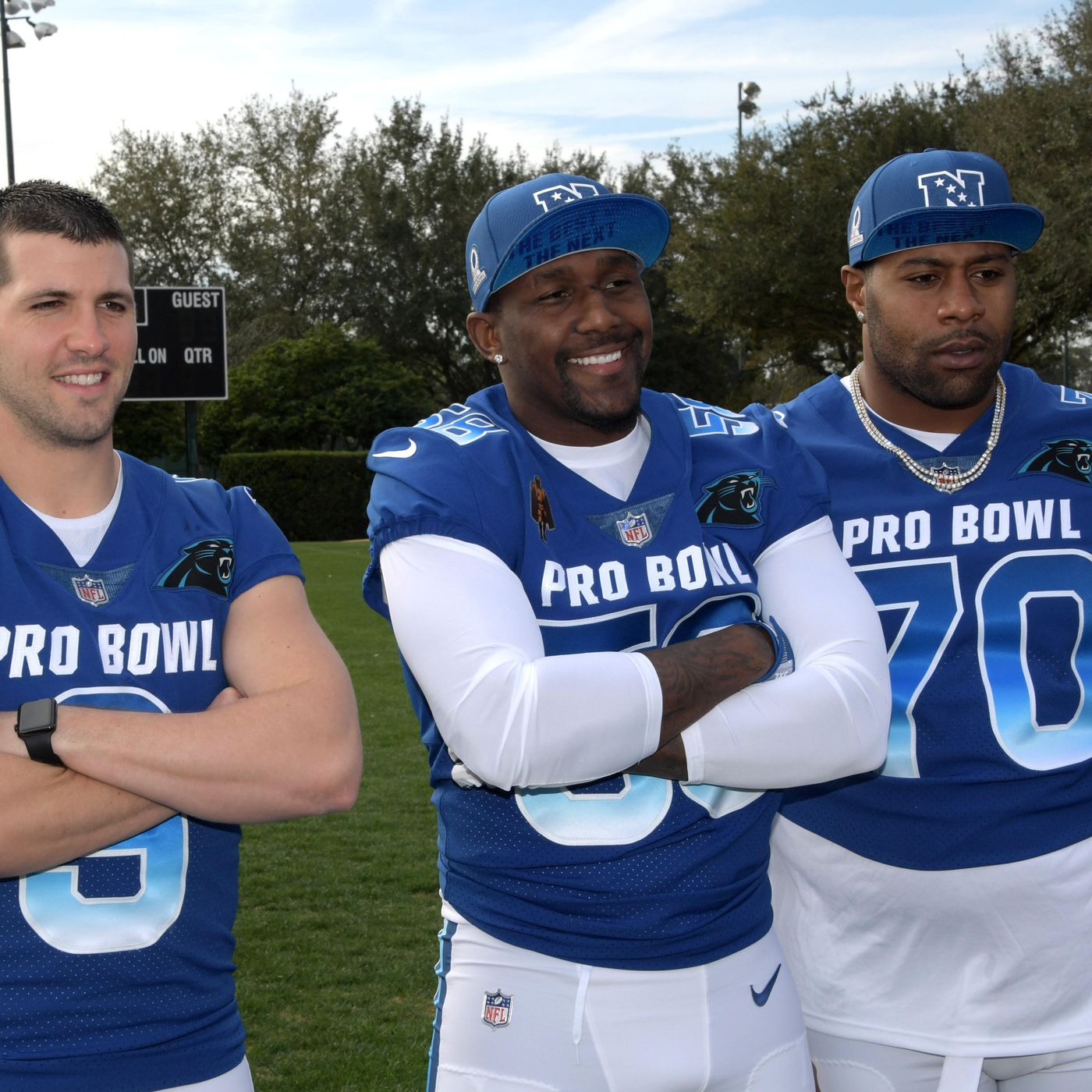 2019 Pro Bowl Skills Showdown open thread - Cat Scratch Reader 6089c022d