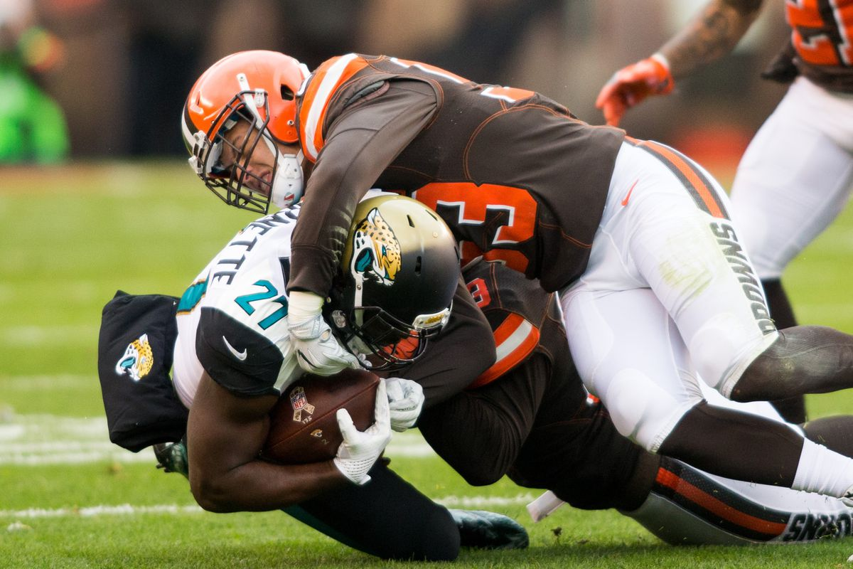 jaguars vs. browns: cleveland finishes game with 0 penalties