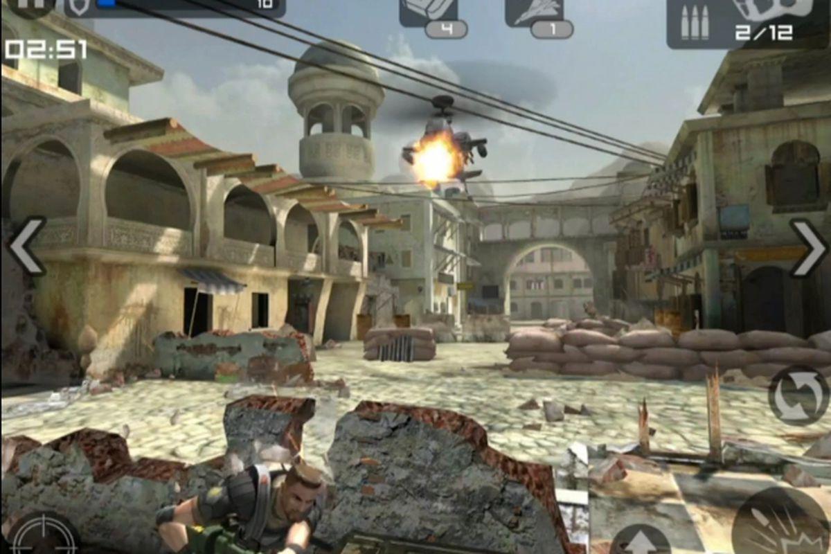 Frontline Commando 640