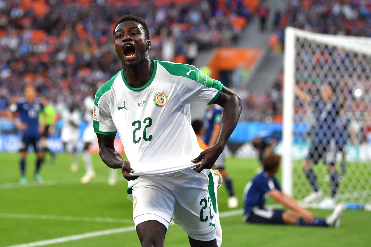 Image result for Moussa Wague