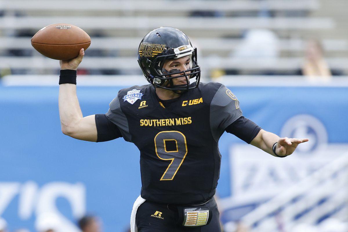 NCAA Football: Heart of Dallas Bowl- Washington vs Southern Mississippi