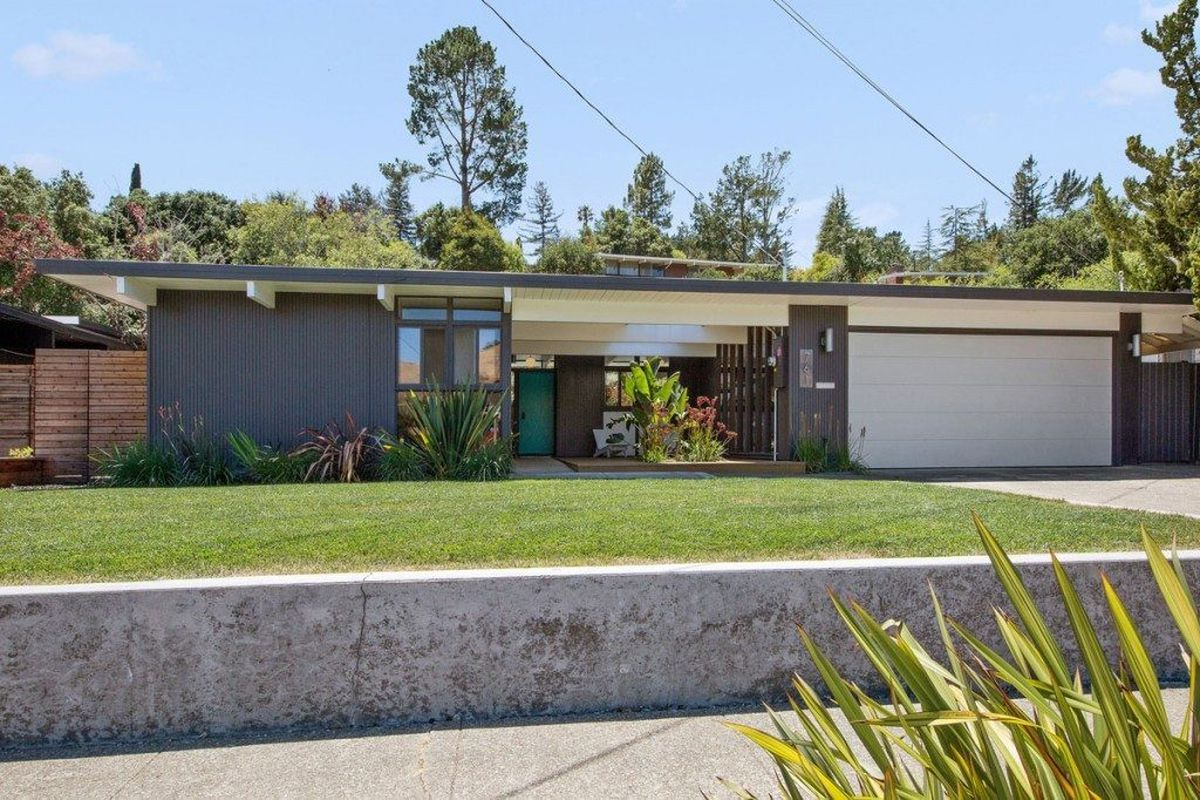 Claim This Handsome Updated Eichler Home For 1 25m Curbed