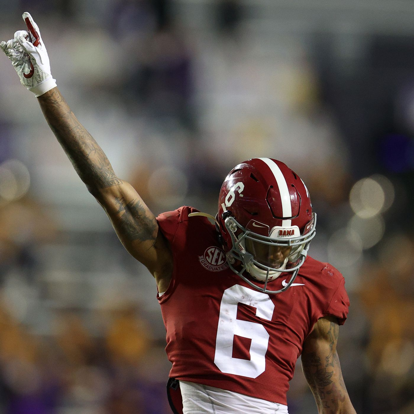 Saturday Scouting Report Devonta Smith Wr Alabama Games To Watch This Saturday Big Blue View