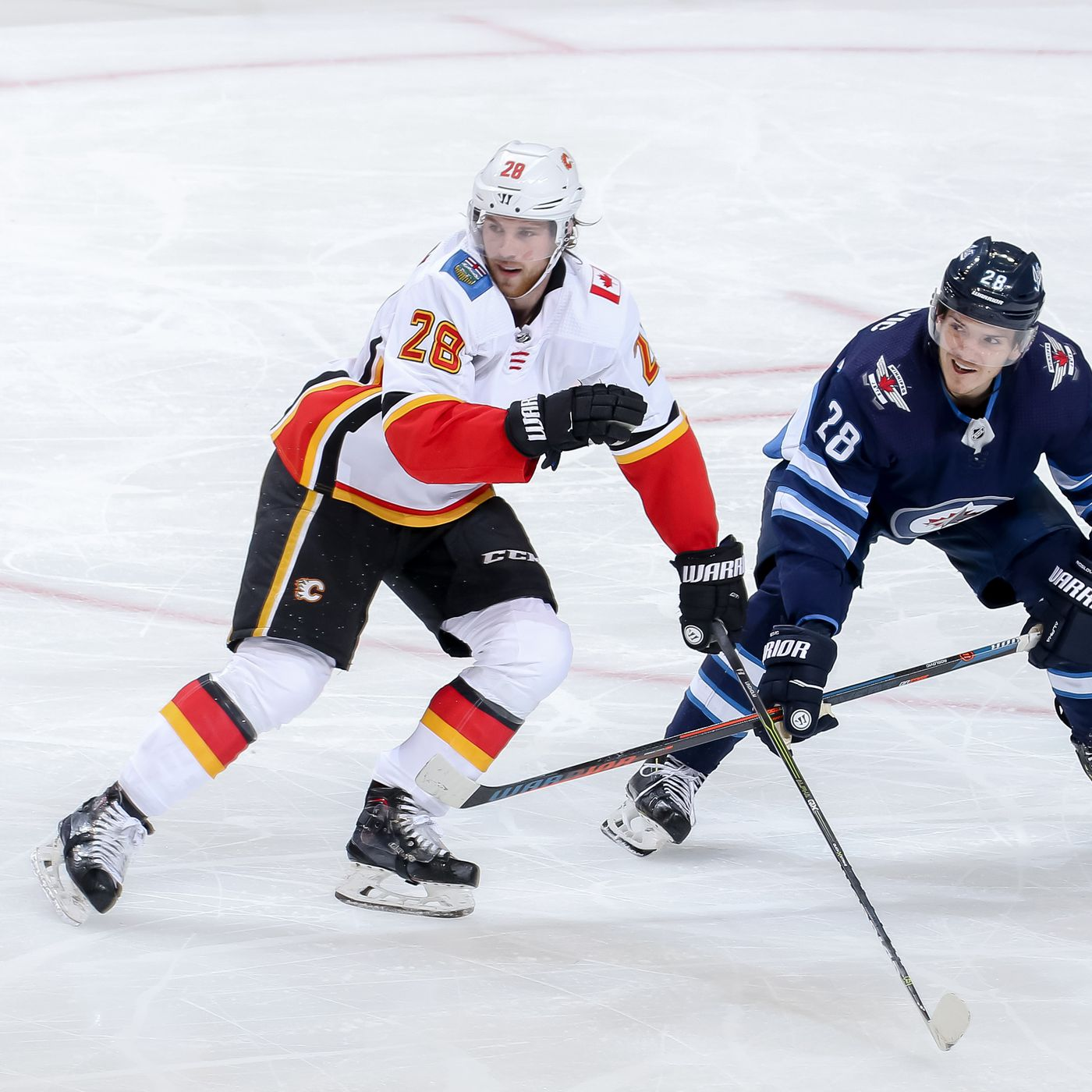 Preview Game 1 Calgary Flames Vs Winnipeg Jets Matchsticks And Gasoline
