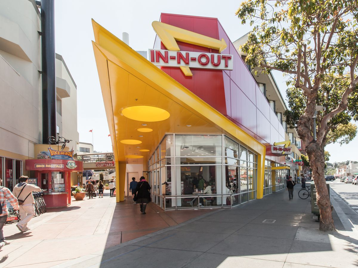 In-N-Out Tuesday 1pm