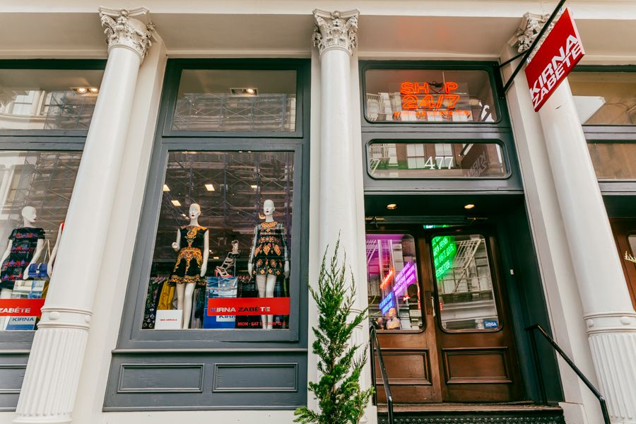 Shop Like It's 1999: Four Iconic Boutiques That Just Turned