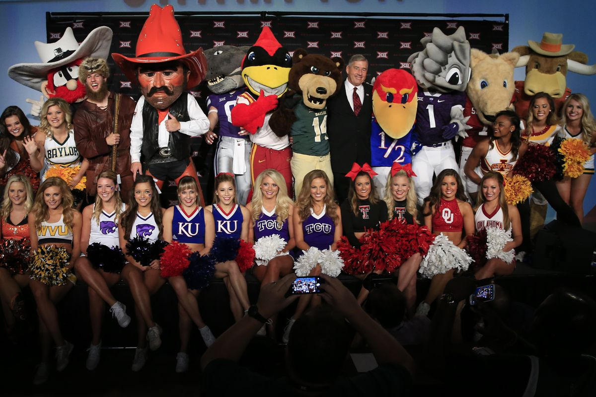 The Big 12 family is likely to grow by two members very soon.