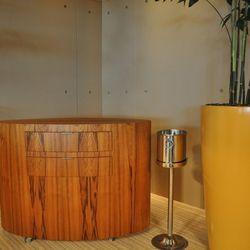 A small bar at Tetsu.