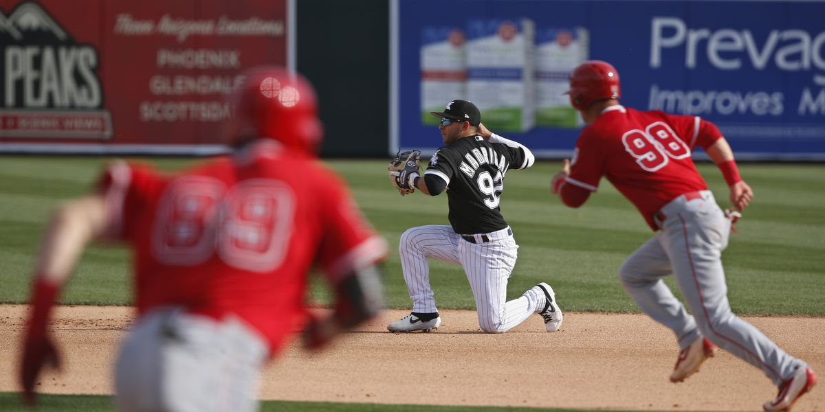 Nick Madrigal believes he can be White Sox' Opening Day second baseman