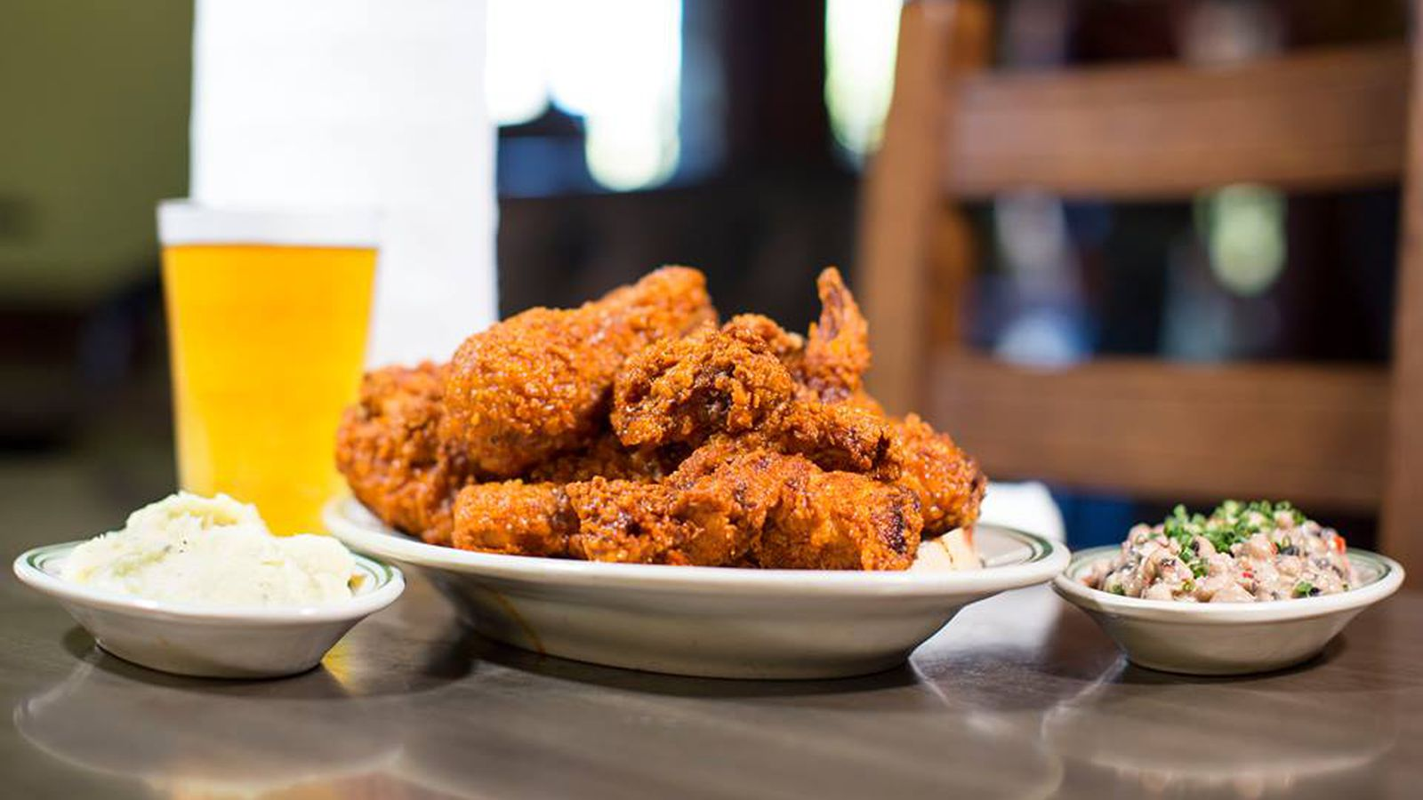 The ultimate guide to fried chicken in denver eater denver for Food bar 168