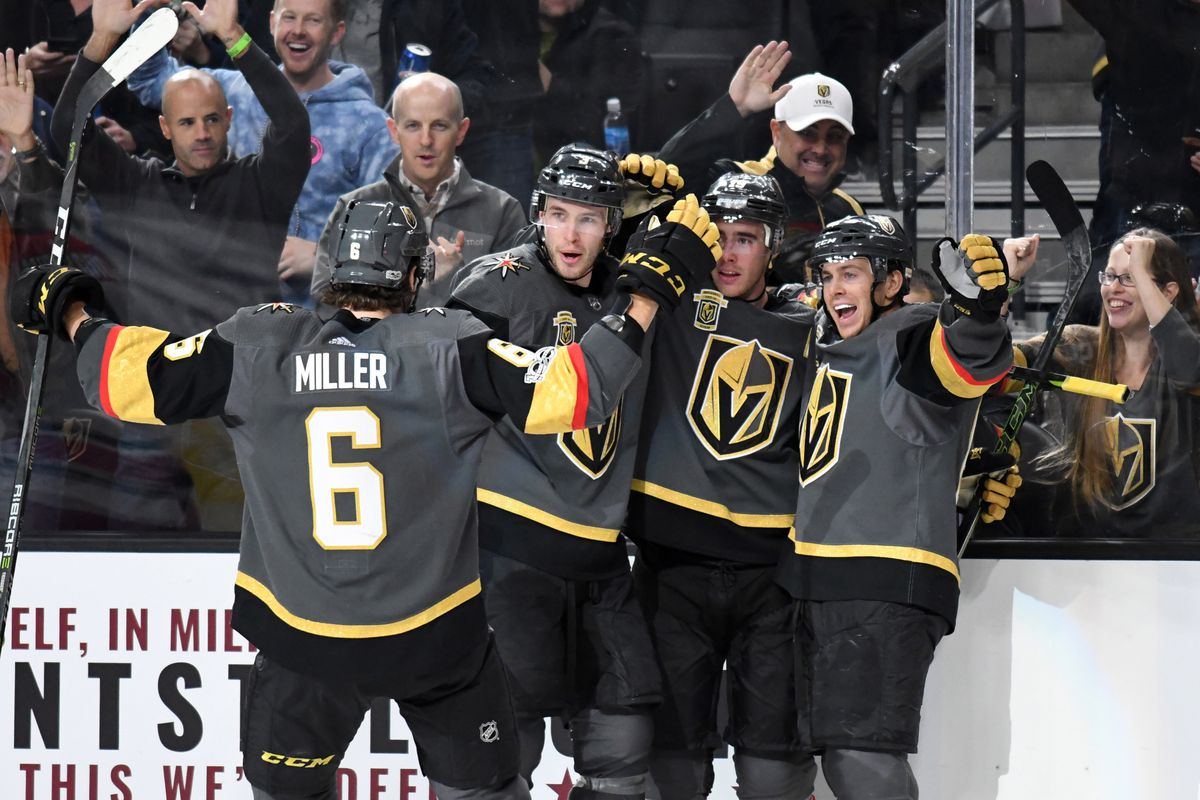 0a1048c3eeb Kirby Lee-USA TODAY Sports. There was a lot of fanfare around the Vegas  Golden Knights ...