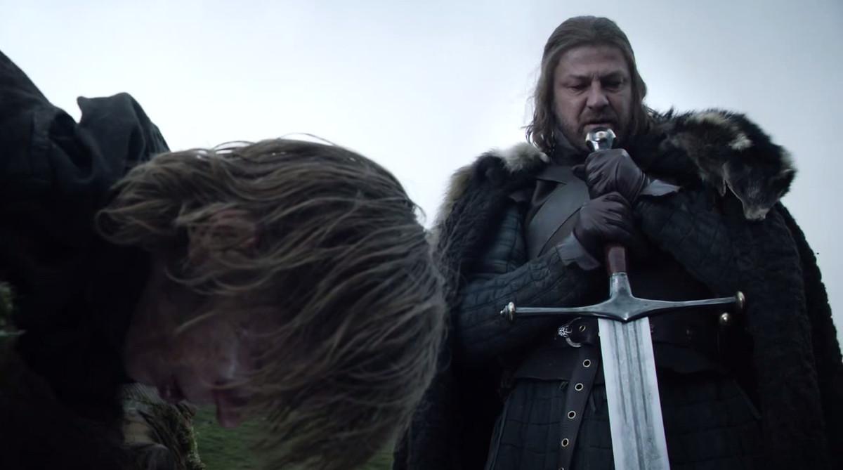 Ned Stark beheading