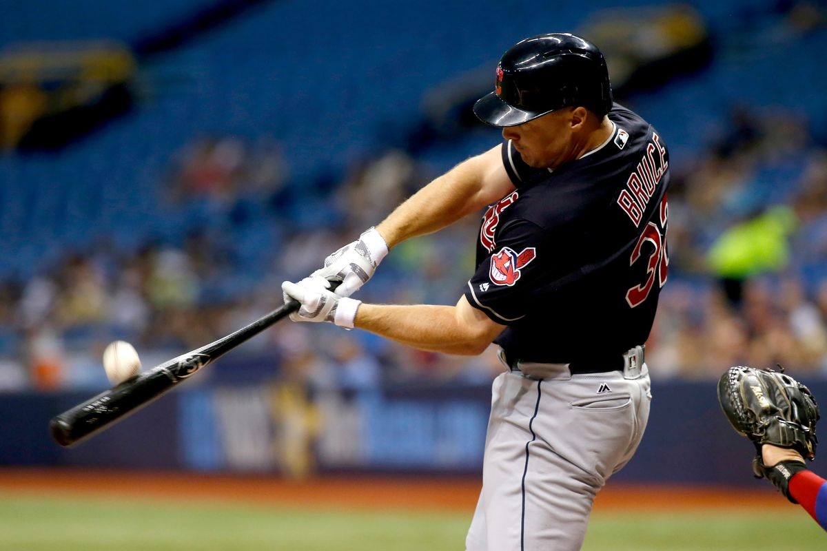 Image result for Jay Bruce indians