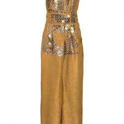 MissoniEmbellished silk jumpsuit, $604.50 (orig. $4,030)