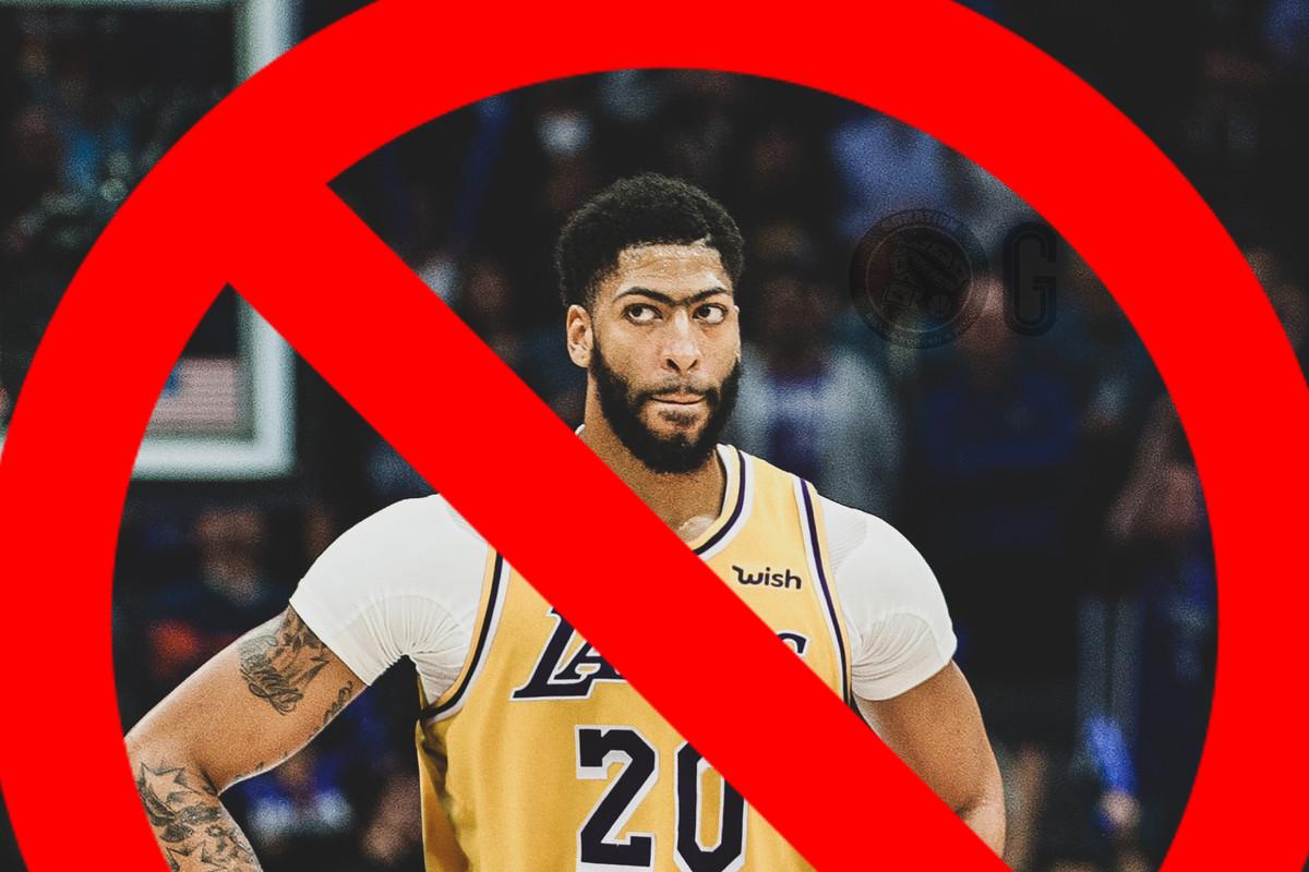 b6ae011f0 In a shocking new development in the ongoing Anthony Davis trade saga