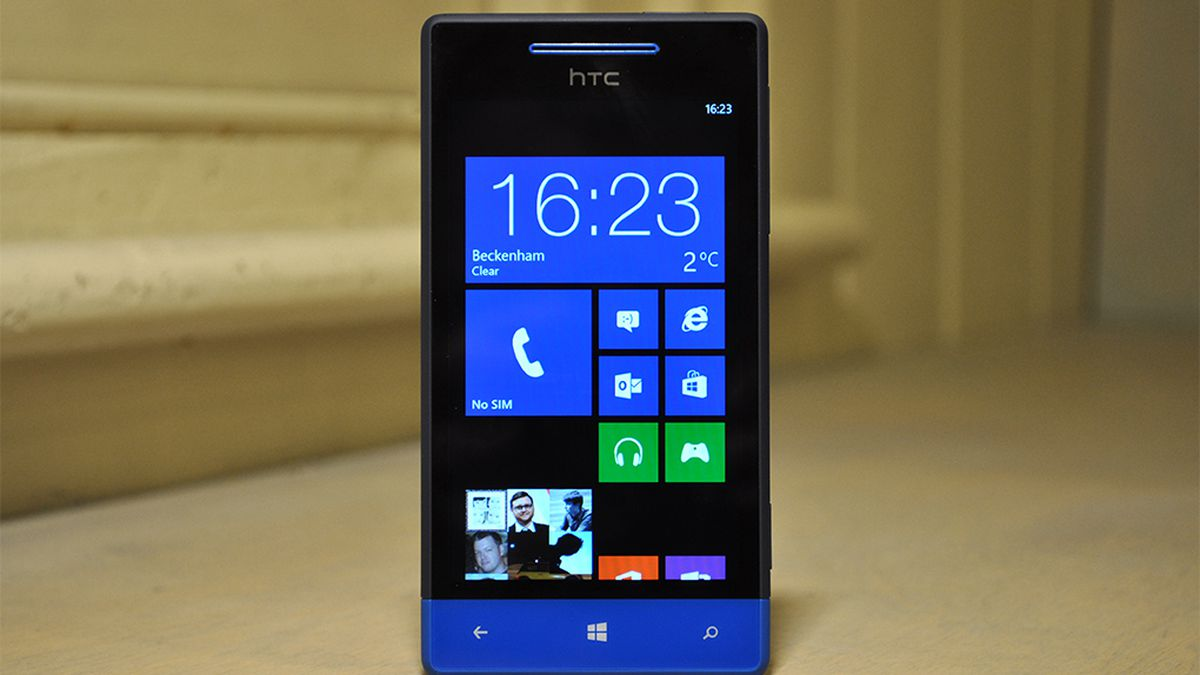 HTC Windows Phone 8S review - The Verge