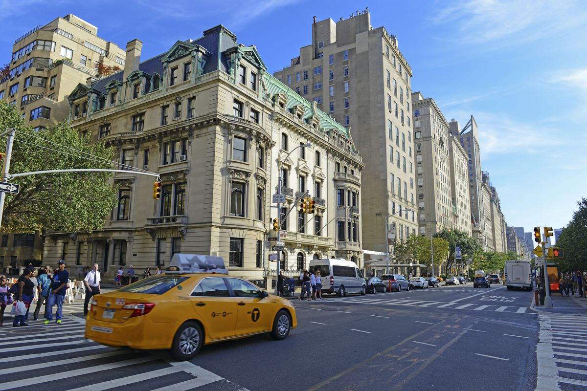 the richest neighborhoods in new york city curbed ny