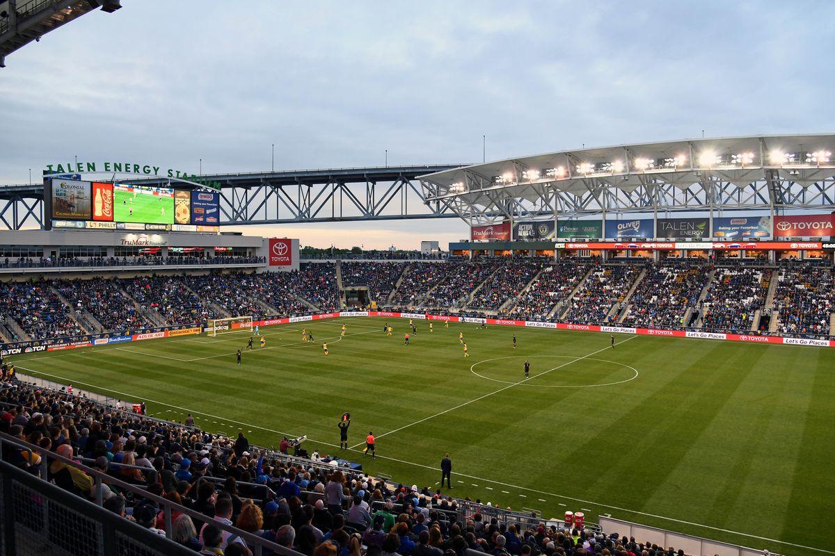MLS: Colorado Rapids at Philadelphia Union