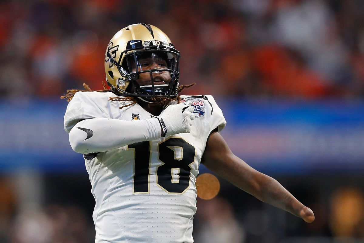 Image result for shaquem griffin ucf