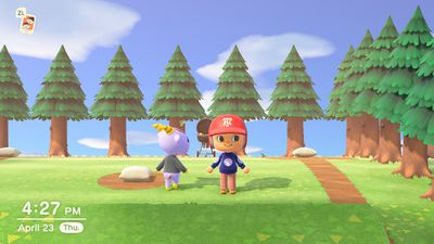 softball - How to turn your 'Animal Crossing' island into sports paradise