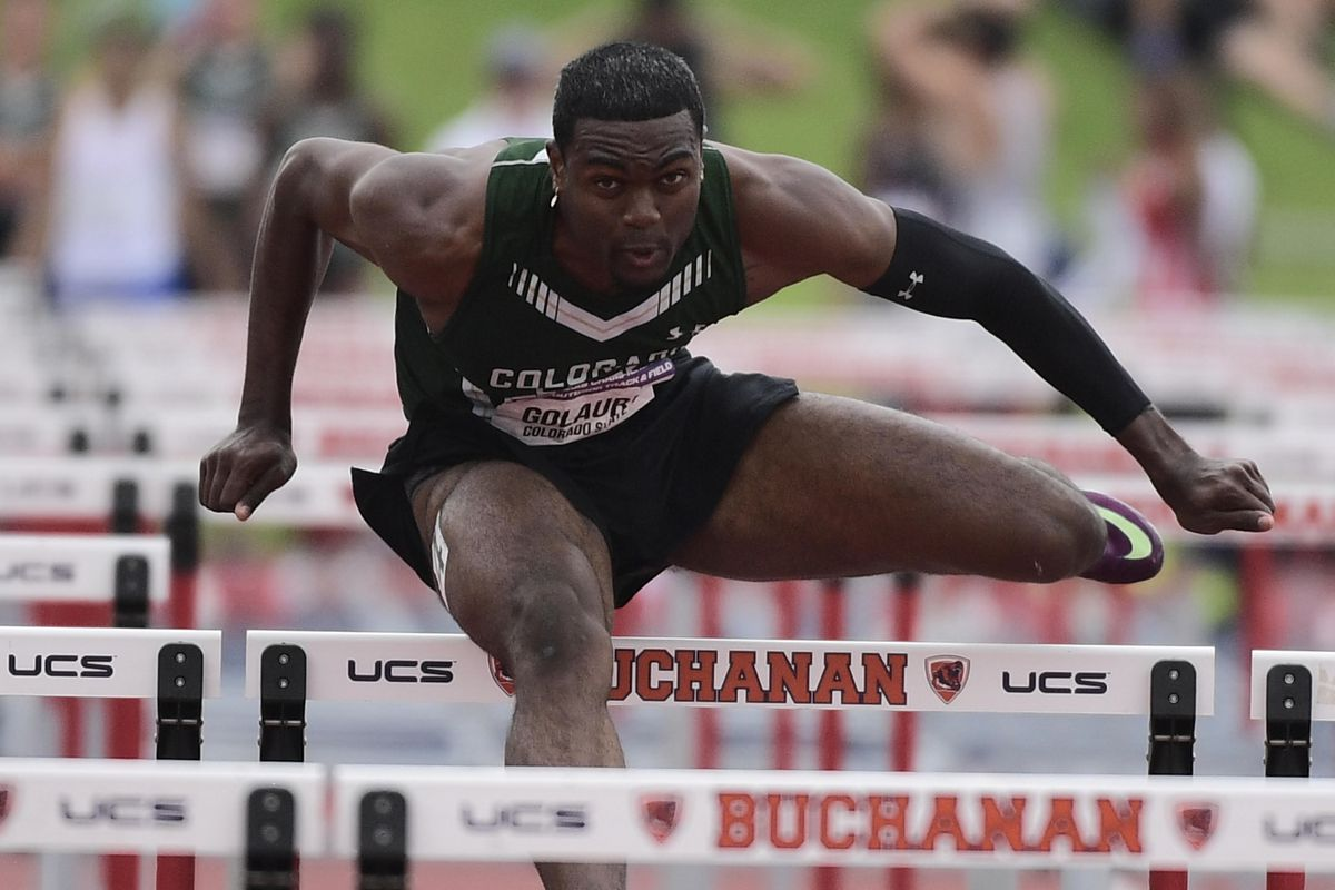 Queer track star is leader for change at Colorado State University - Outsports