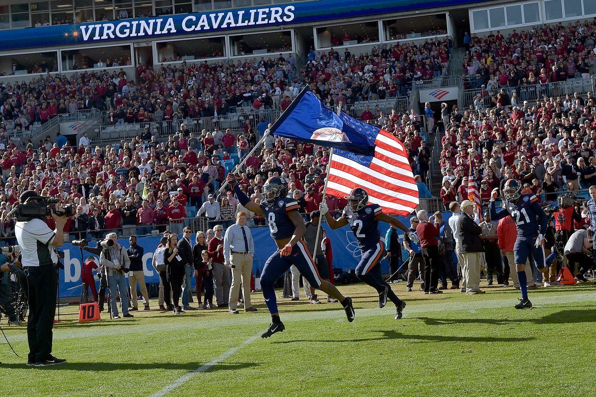 Belk Bowl - South Carolina v Virginia