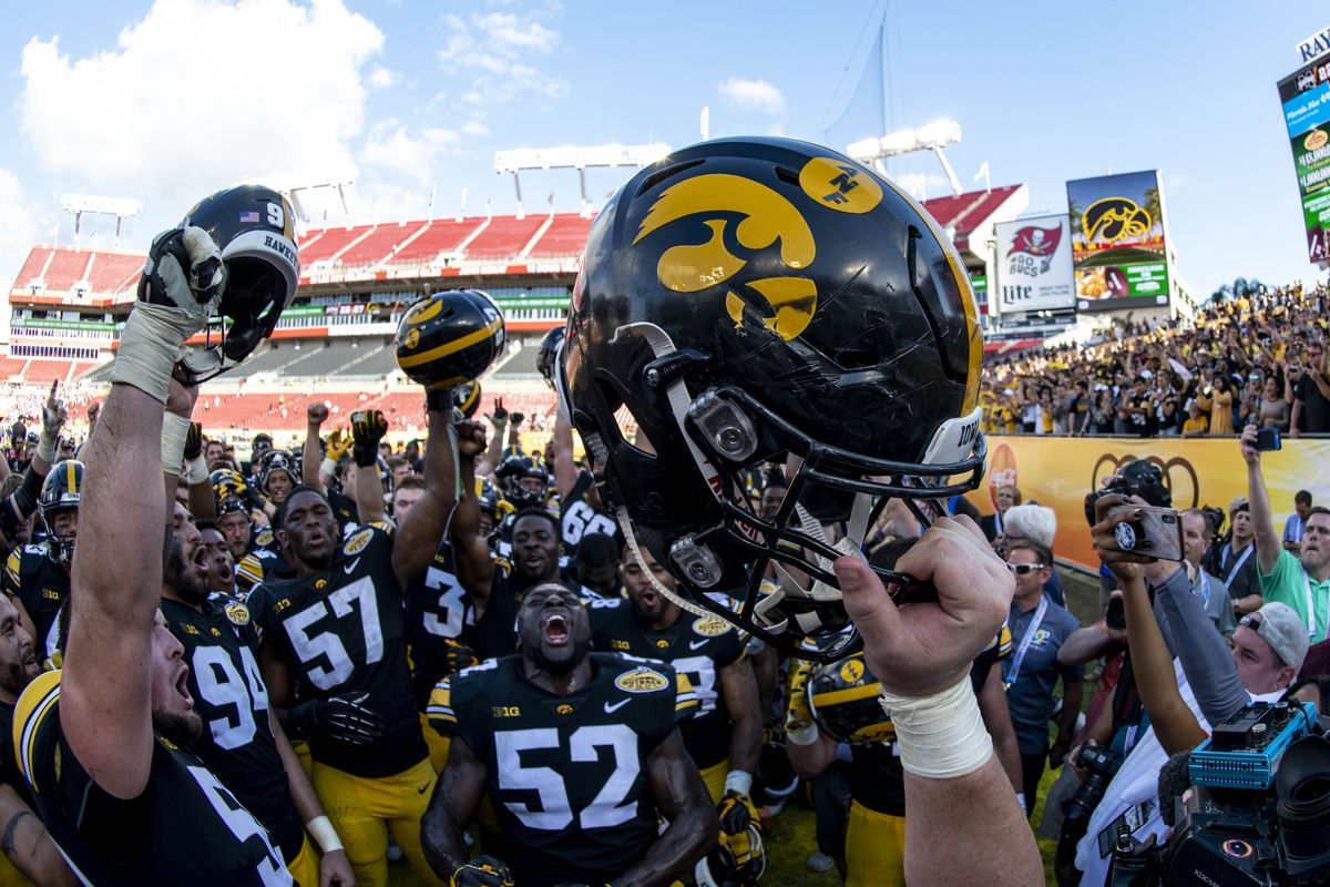 Season in Review: Looking Back at Iowa Football's 2018 ...