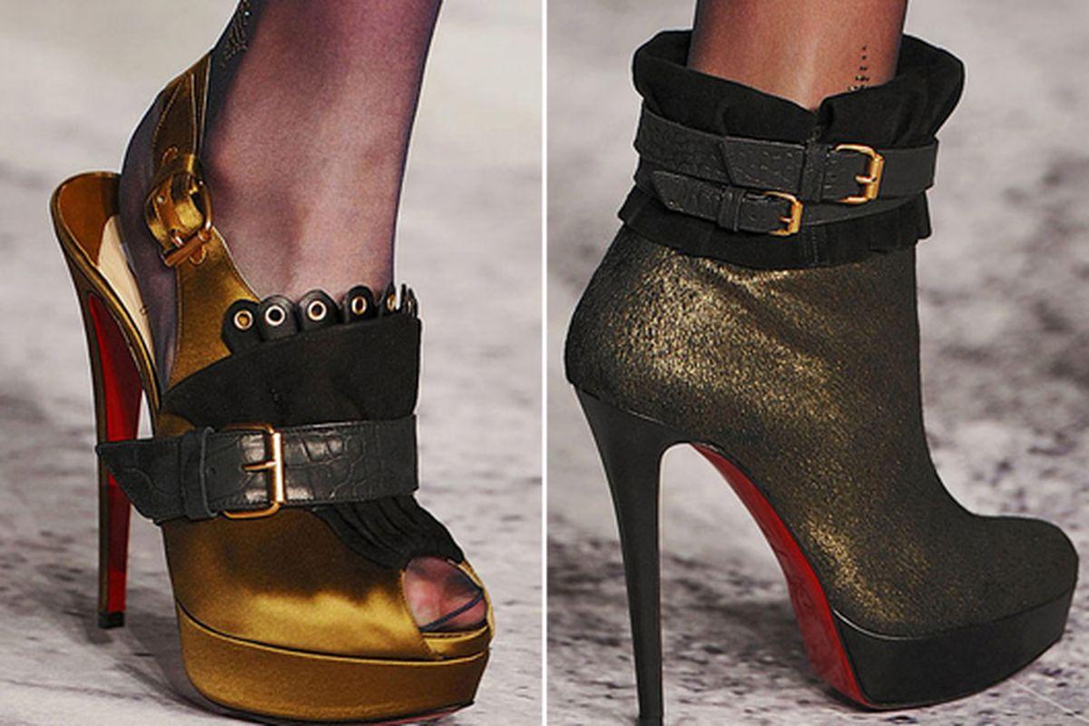 """Christian Louboutin for 3.1 Phillip Lim via <a href=""""http://www.highsnobette.com/news/2010/02/19/shoe-lust-louboutin-x-3-1-phillip-lim-fall-2010/"""">High Snobette</a>"""