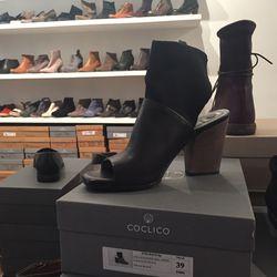 Coclico heels, size 39, $200