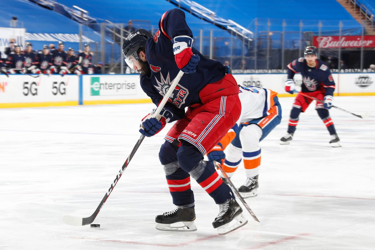 New York Islanders v New York Rangers