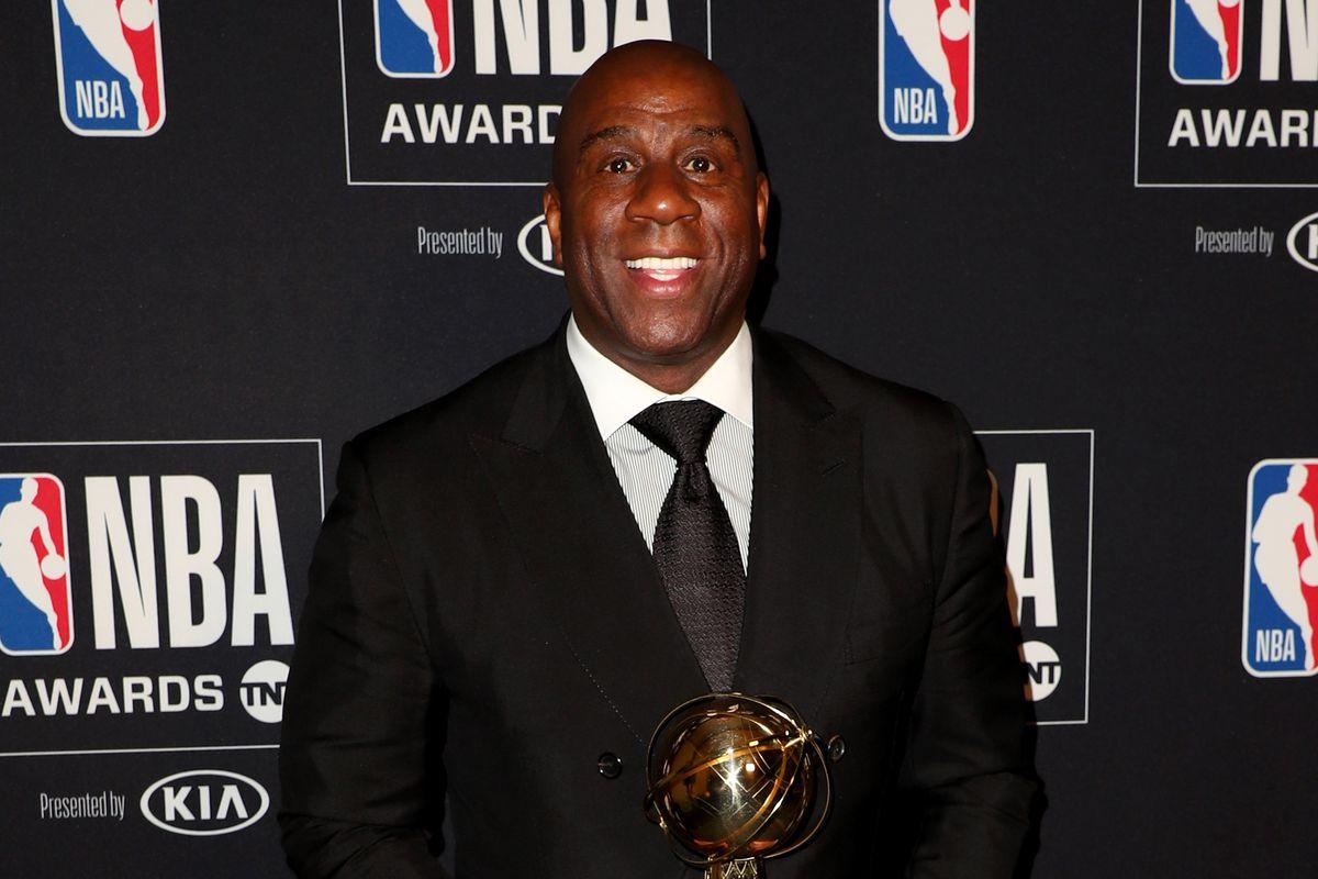 2019 NBA Awards Presented By Kia On TNT - Press Room