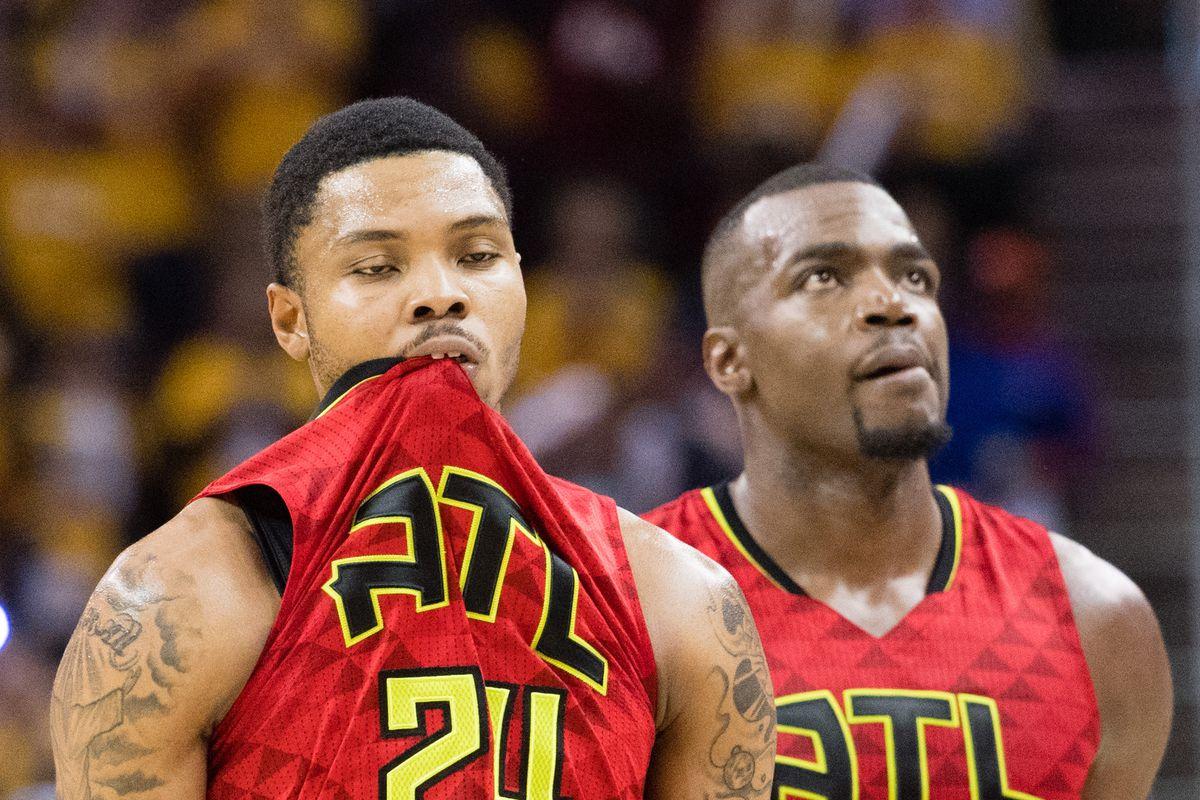 Atlanta Hawks v Cleveland Cavaliers - Game One