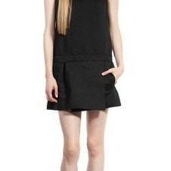 """<a href=http://www.marcjacobs.com/marc-jacobs/womens/ss12-and-re12-ready-to-wear/w51143501/cotton-sateen-crewneck-dress"""">Cotton Sateen Crewneck Dress</a>, $537 (was $895)"""