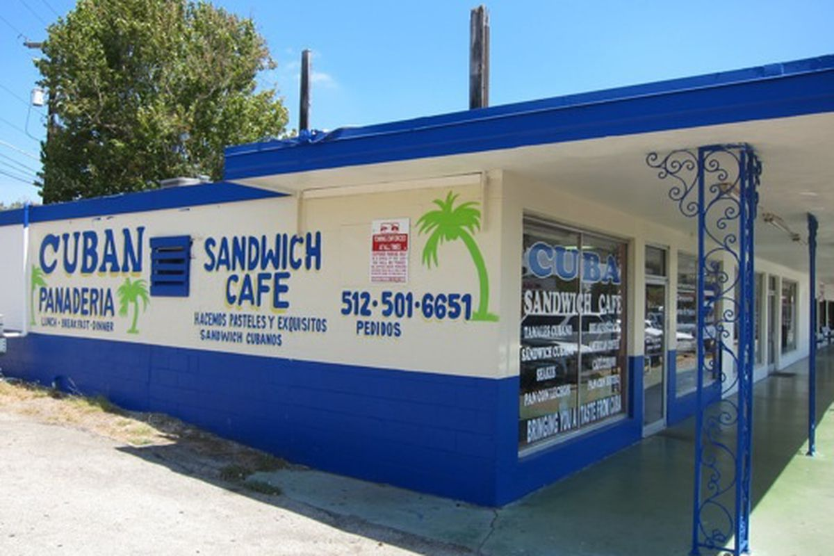 Cuban Sandwich Cafe.