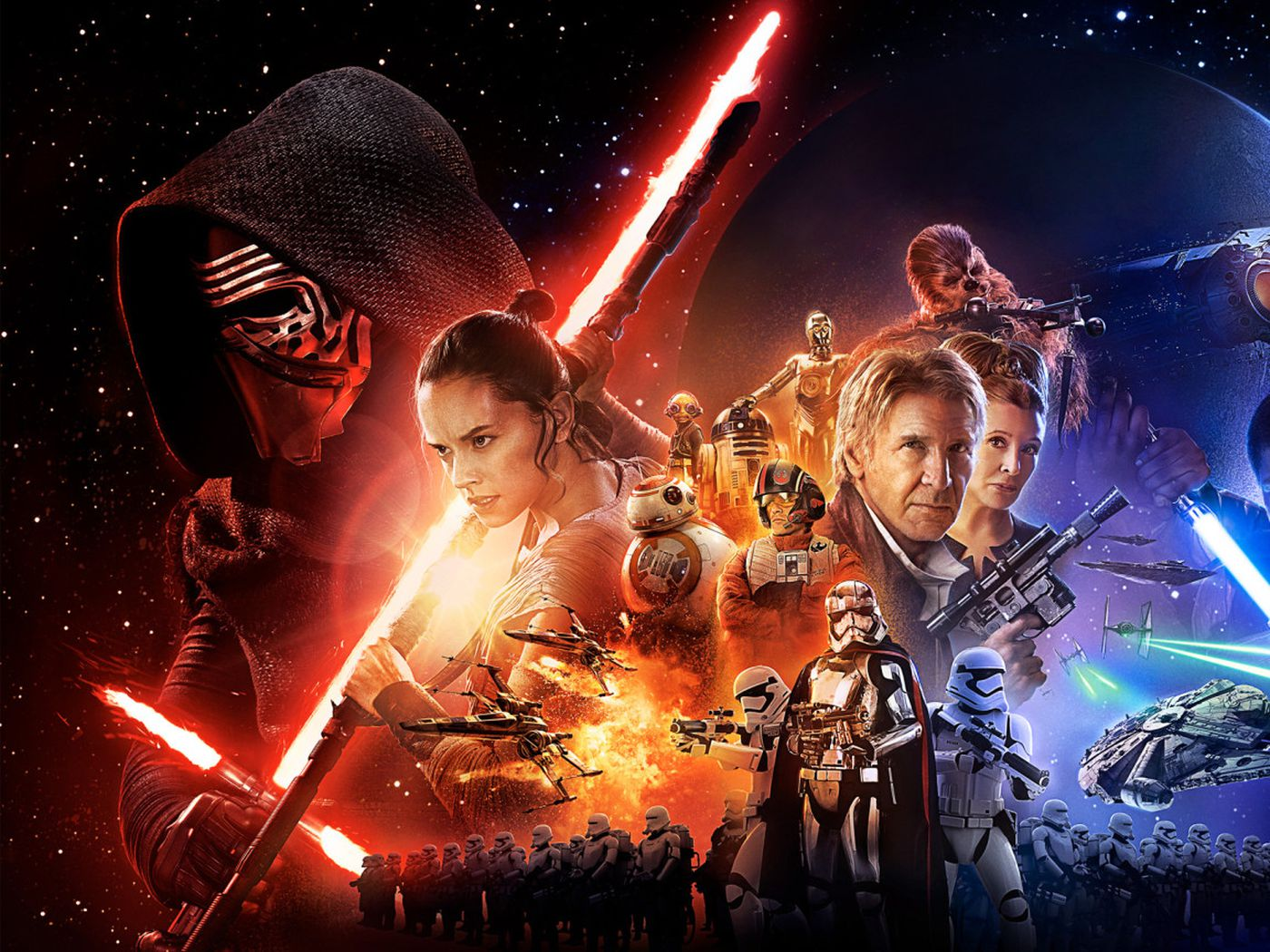 Critics Are Going Too Easy On Star Wars The Force Awakens Vox