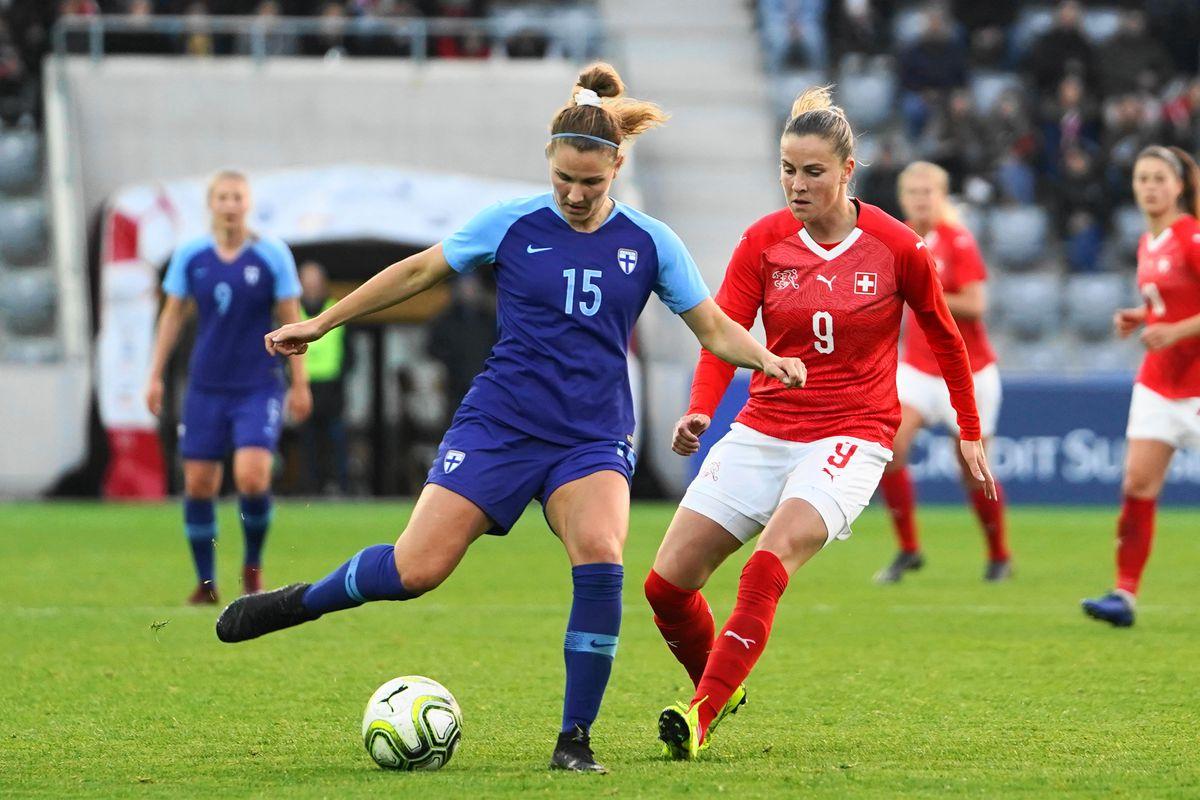 Switzerland Women v Finland Women - International Friendly